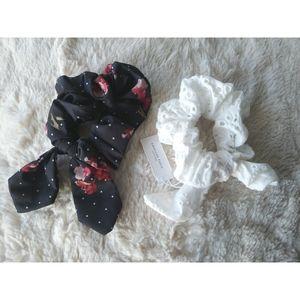 Scrunchies 2 pack